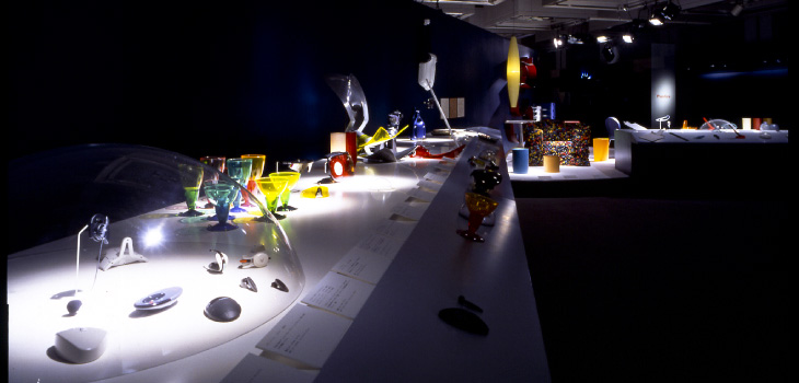 Exhibitiontrunk ltd moma exhibition in japan mutant materials in contemporary design mozeypictures Choice Image